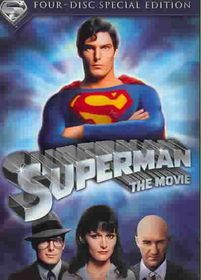 Superman Movie:Special Edition - (Region 1 Import DVD)