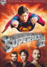 Superman II:Special Edition - (Region 1 Import DVD)