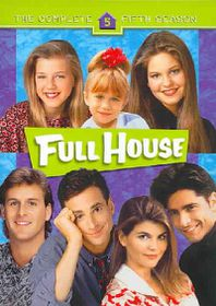 Full House:Complete Fifth Season - (Region 1 Import DVD)