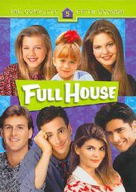 Full House:Complete Fifth Season - (Region 1 Import DVD)