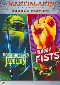 Moonlight Sword and Jade Lion/Bloody - (Region 1 Import DVD)