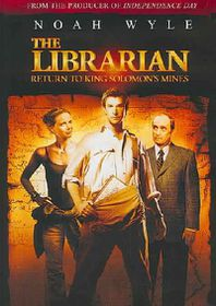 Librarian: Return To King Solomon's Mines - (Region 1 Import DVD)