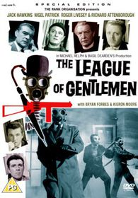 League Of Gentlemen (Special Edition) - (Import DVD)