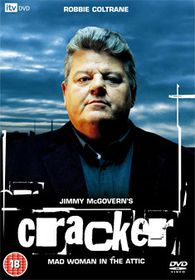 Cracker - Mad Woman in the Attic - (Import DVD)