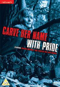 Carve Her Name With Pride - (Import DVD)