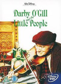 Darby O'Gill & Little People - (Import DVD)