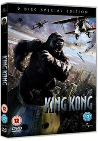 King Kong (2005) - (Import DVD)