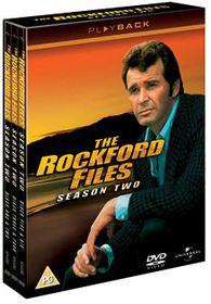 Rockford Files-Season 2 - (Import DVD)