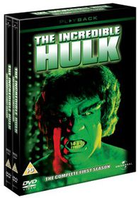 Incredible Hulk: Series 1 - (Import DVD)