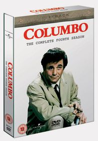 Columbo-Series 4 Box Set - (Import DVD)
