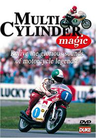 Multi Cylinder Magic - (Region 1 Import DVD)