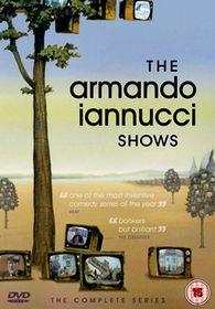 Armando Iannucci Shows - (Import DVD)