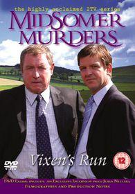 Midsomer Murders - Vixen's Run - (Import DVD)