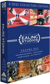 Ealing Studios Box Set 1 - (Import DVD)
