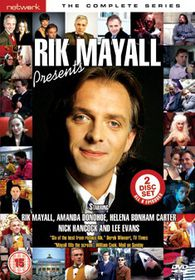 Rik Mayall Presents-Complete - (Import DVD)
