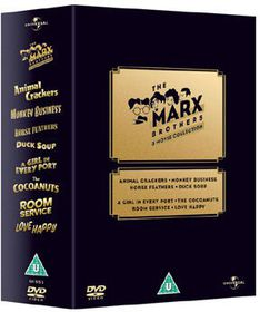 Marx Brothers 8-Disc Set - (Import DVD)