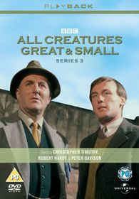 All Creatures Great-Series 3 - (Import DVD)