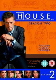 House - Series 2 - (Import DVD)