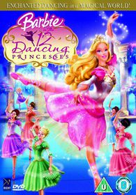 Barbie in the 12 Dancing Princesses - (Import DVD)