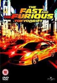 Fast & The Furious-Tokyo Drift - (Import DVD)