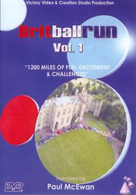 Britball Run Vol.1 - (Import DVD)