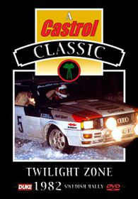 Twilight Zone-Swedish Rally 82 - (Import DVD)