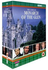 Monarch of the Glen (Complete Series 1-7) - (Import DVD)