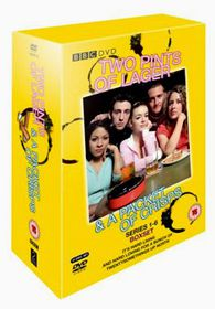 2 Pints of Lager & a Packet of Crisps Series 1-6 (DVD)