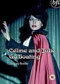 Celine And Julie Go Boating - (Import DVD)