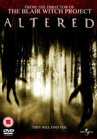 Altered - (Import DVD)