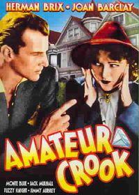 Amateur Crook - (Region 1 Import DVD)