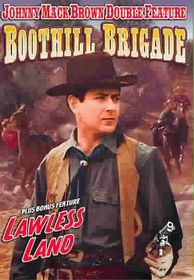 Boothill Brigade/Lawless Land - (Region 1 Import DVD)