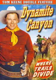Dynamite Canyon/Where the Trails Divide - (Region 1 Import DVD)