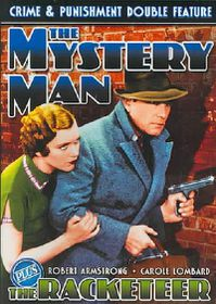 Mystery Man/Racketeer - (Region 1 Import DVD)