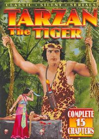 Tarzan the Tiger - (Region 1 Import DVD)