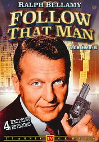Follow That Man Vol 6 - (Region 1 Import DVD)