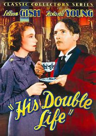 His Double Life - (Region 1 Import DVD)