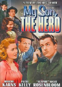 My Son the Hero - (Region 1 Import DVD)