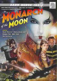 Monarch of the Moon/Destination Mars - (Region 1 Import DVD)