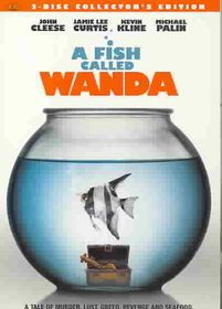 Fish Called Wanda Collector's Edition - (Region 1 Import DVD)
