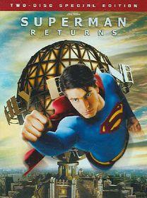 Superman Returns Special Edition - (Region 1 Import DVD)