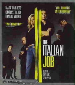 Italian Job - (Region A Import Blu-ray Disc)