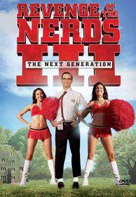 Revenge of the Nerds III: The Next Generation - (DVD)