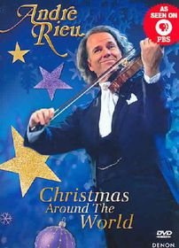 Christmas Around the World - (Region 1 Import DVD)