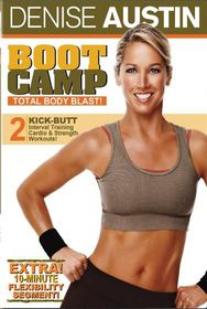 Denise Austin - Boot Camp Total Body Blast - (Region 1 Import DVD)