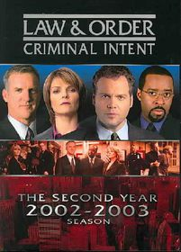 Law & Order: Criminal Intent - The Second Year - (Region 1 Import DVD)