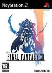 Final Fantasy XII (PS2 Platinum)