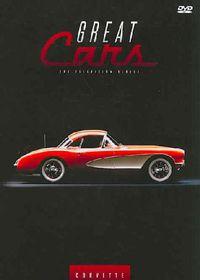 Great Cars:Corvette - (Region 1 Import DVD)