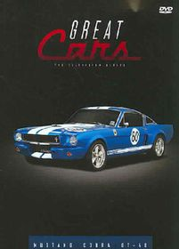 Great Cars:Mustang/Cobra/Gt40 - (Region 1 Import DVD)