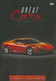 Great Cars:Ferrari/Alfa Romeo - (Region 1 Import DVD)